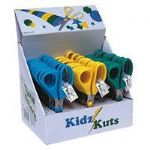 B4805 Counter Top Display: Kidz Kutz Scissors: 30 Piece